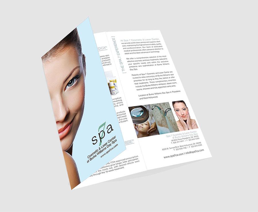 burke williams spa 7 brochure