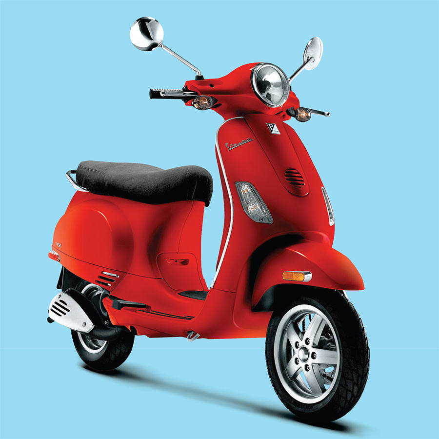 Segue Creative vespa scooters